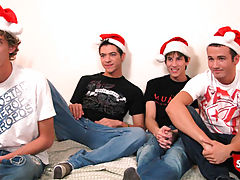 Watch these boys in this Xmas shoot as they find out how to make some cash for the holidays.